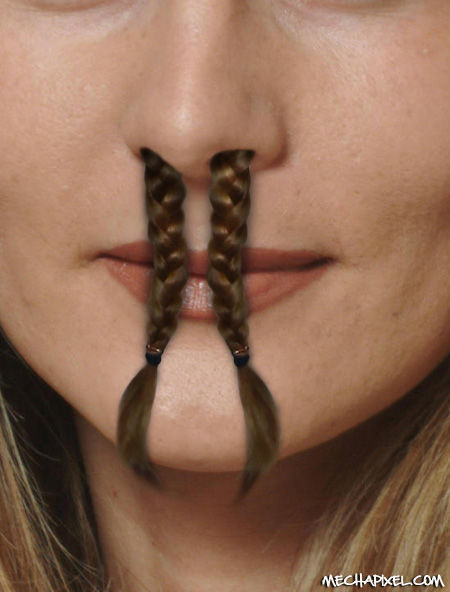 nose hair | Getting Edgy's Blog