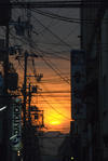 Click here to view 'Kyoto Sunset'