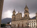 Click here to view 'Bogota Cathedral'