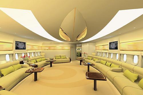 Photoshop Contests At Mechapixel A380 Interior
