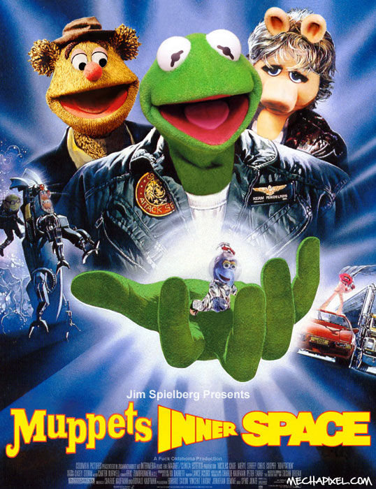 Muppets Inner Space
